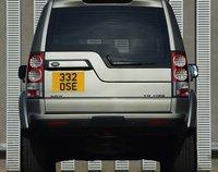 2012 Land Rover LR4, Back VIew copyright AOL Autos., exterior, manufacturer