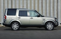 2012 Land Rover LR4, Side View copyright AOL Autos., exterior, manufacturer