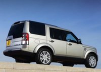 2012 Land Rover LR4, Back quarter view copyright AOL Autos. , manufacturer, exterior