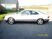 1998 Mercedes-Benz CLK-Class Picture Gallery