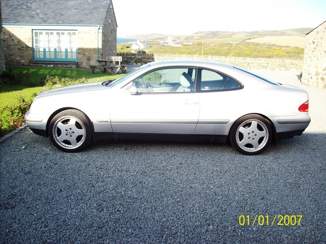 Picture of 1998 Mercedes-Benz CLK-Class