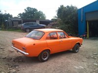 1974 Ford Escort Overview