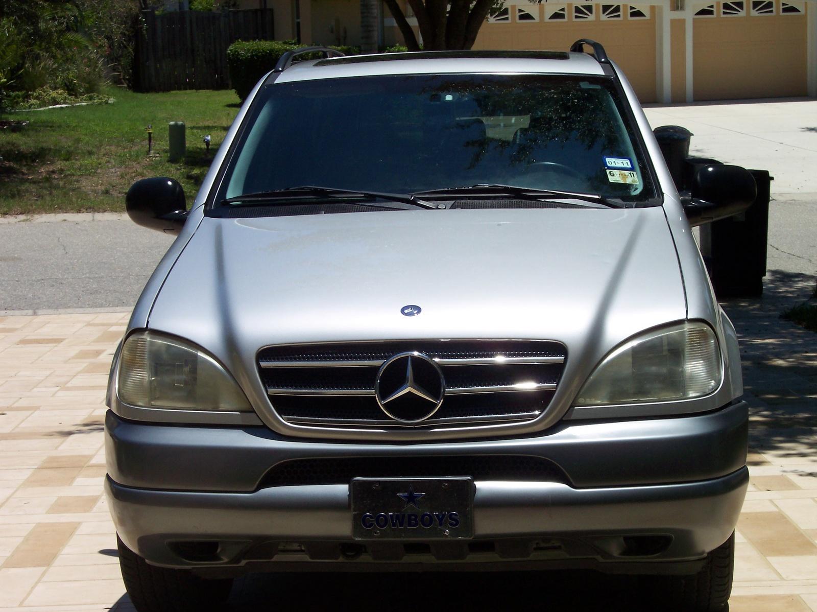 1999 Mercedes Benz M Class Pictures Cargurus