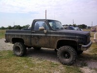 1986 Chevrolet Blazer Picture Gallery