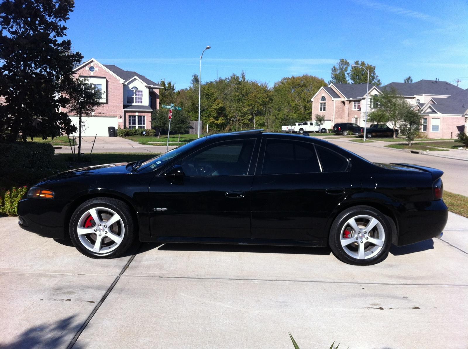 Pontiac pontiac gxp specs : 2003 Pontiac Bonneville GXP related infomation,specifications ...