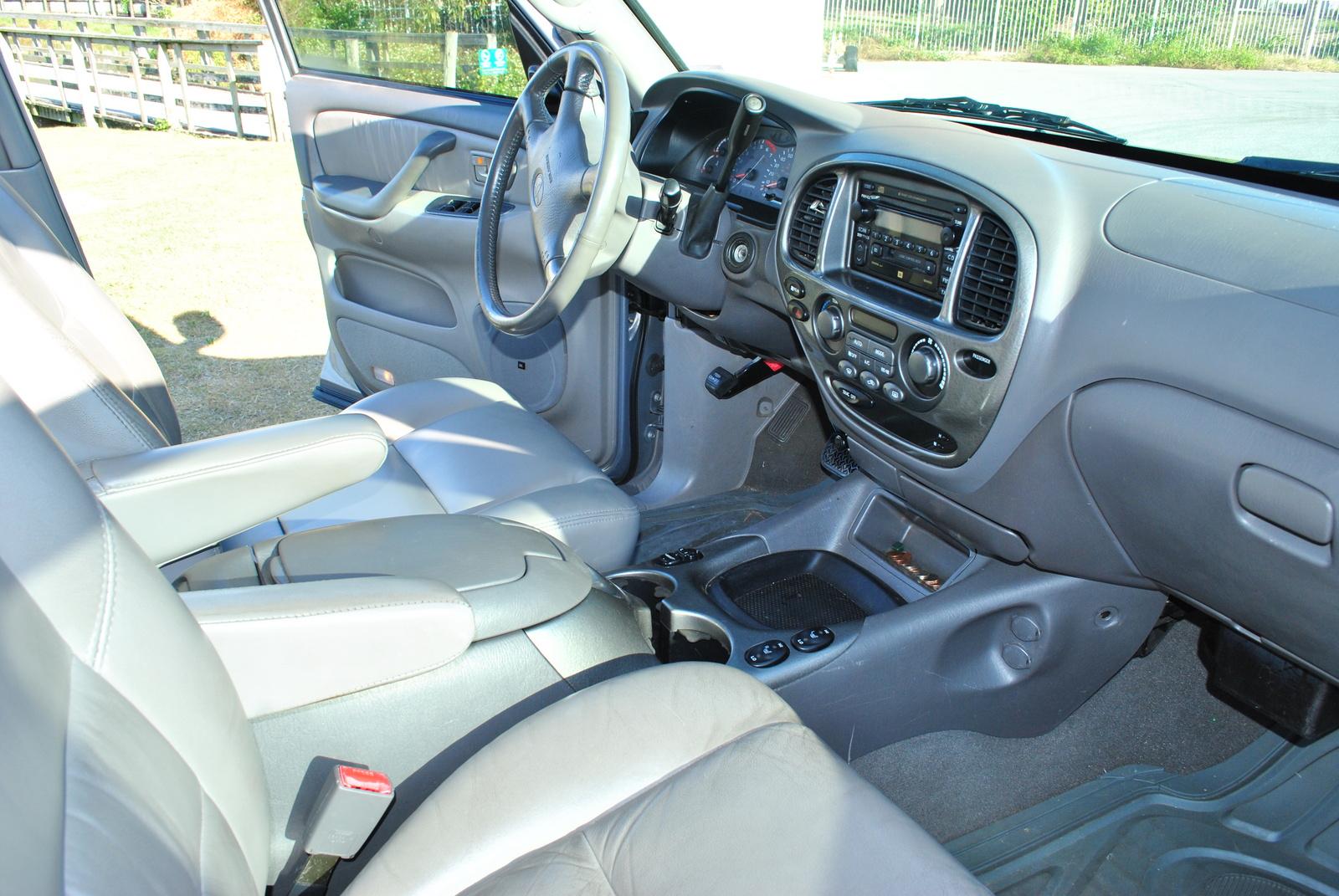 2002 toyota sequoia interior pictures cargurus - Toyota sequoia interior dimensions ...