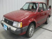 1986 Mercury Lynx Picture Gallery