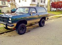 Picture of 1993 Dodge Ramcharger 2 Dr 150 Canyon Sport 4WD SUV, exterior, gallery_worthy