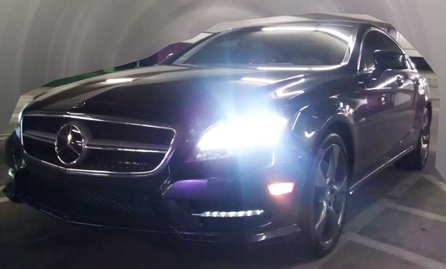 Picture of 2012 Mercedes-Benz CLS-Class CLS 550, exterior, gallery_worthy