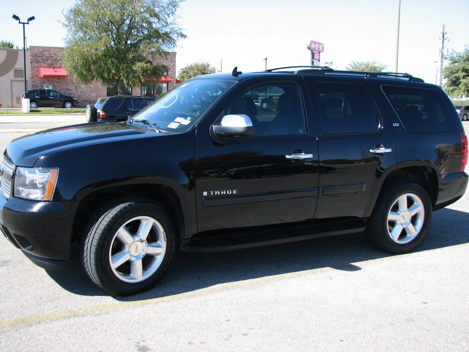 2008 chevy tahoe ltz specs. Black Bedroom Furniture Sets. Home Design Ideas