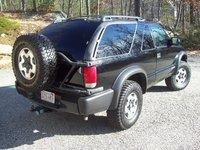 Picture of 2000 Chevrolet Blazer 2 Door LS 4WD, exterior, gallery_worthy