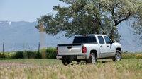 2012 Chevrolet Silverado Hybrid, exterior right rear quarter view, exterior, manufacturer