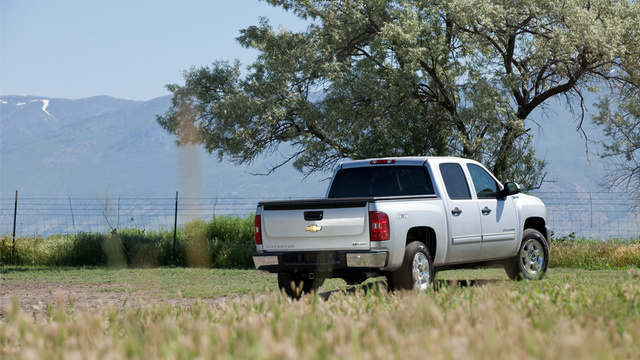 2012 chevrolet silverado hybrid overview cargurus. Black Bedroom Furniture Sets. Home Design Ideas
