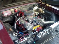 Picture of 1965 Pontiac Tempest, engine