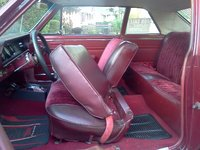 Picture of 1965 Pontiac Tempest, interior