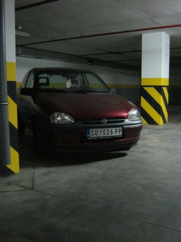 Picture of 1996 Opel Corsa