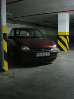 1996 Opel Corsa Overview