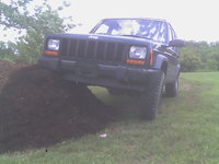 Picture of 1997 Jeep Cherokee 4 Dr SE 4WD, exterior, gallery_worthy