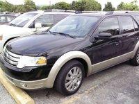 Picture of 2009 Ford Taurus X Eddie Bauer, exterior