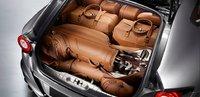 2012 Ferrari FF, interior rear cargo, interior, manufacturer