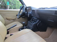 1980 BMW 3 Series 320i picture, interior