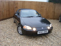 Picture of 1996 Honda Civic del Sol 2 Dr VTEC Coupe, exterior