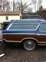 1977 Ford Country Squire Overview