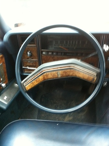 Picture of 1977 Ford Country Squire, interior