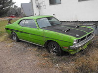 1971 Dodge Dart, before, exterior