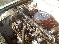 Picture of 1972 Ford Escort, engine