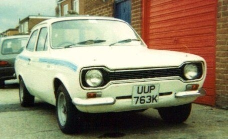 Picture of 1972 Ford Escort