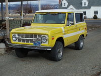 1970 Ford Bronco Overview