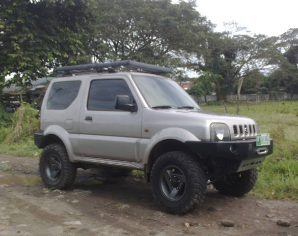 Picture of 2004 Suzuki Jimny, exterior, gallery_worthy