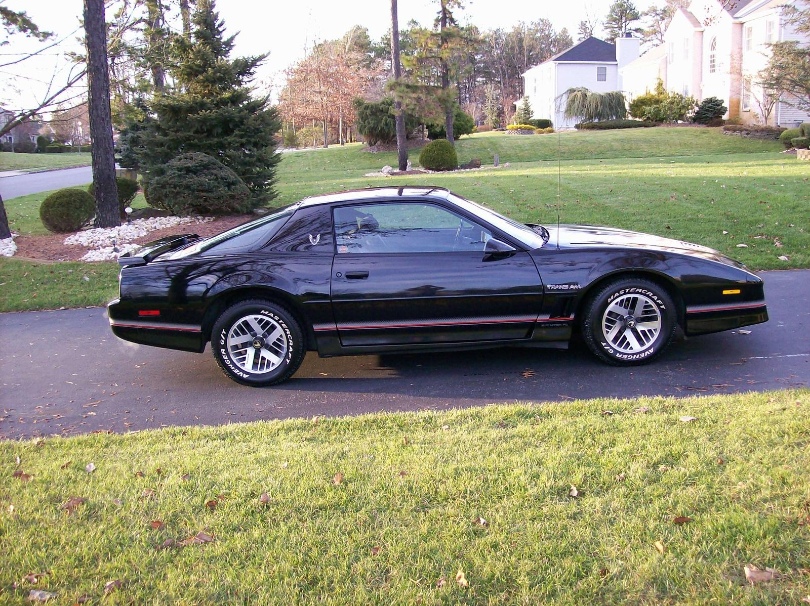 1985 Pontiac Trans Am Pictures Cargurus