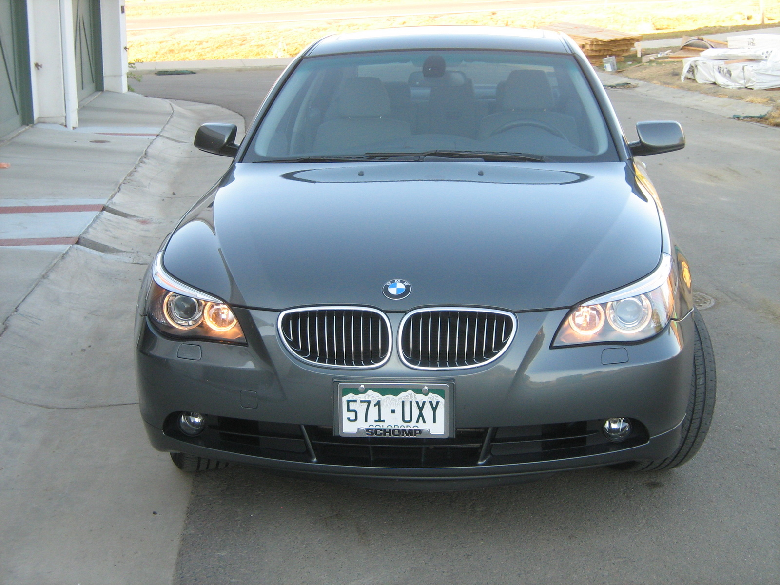 picture of 2007 bmw 5 series 525xi exterior. Black Bedroom Furniture Sets. Home Design Ideas
