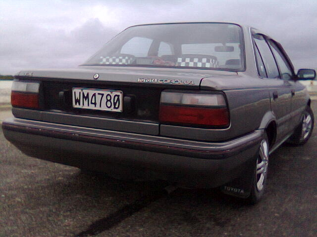 Picture of 1990 Toyota Corolla