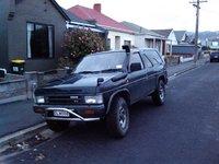 1992 Nissan Pathfinder Overview