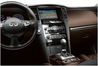 2012 Infiniti FX35, Interior, interior, manufacturer