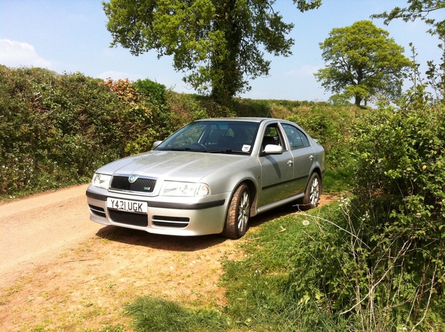 Picture of 2001 Skoda Octavia