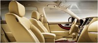2012 INFINITI FX35, Interior seating, interior, manufacturer, gallery_worthy