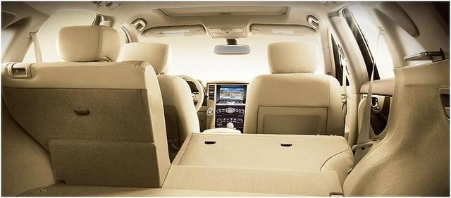 Acura Mdx Interior >> 2012 INFINITI FX35 - Pictures - CarGurus