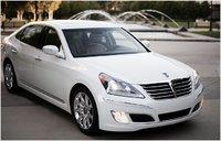 2012 Hyundai Equus, Front quarter, exterior, manufacturer, gallery_worthy
