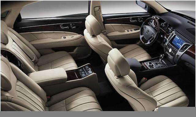 2012 Hyundai Equus Interior Pictures Cargurus