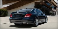 2012 Hyundai Equus, Rear view, exterior, manufacturer, gallery_worthy