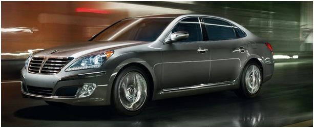 Picture of 2012 Hyundai Equus, exterior, manufacturer, gallery_worthy