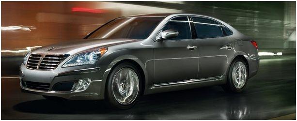 Picture of 2012 Hyundai Equus, exterior, manufacturer