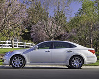 2012 Hyundai Equus, Side view, exterior, manufacturer, gallery_worthy