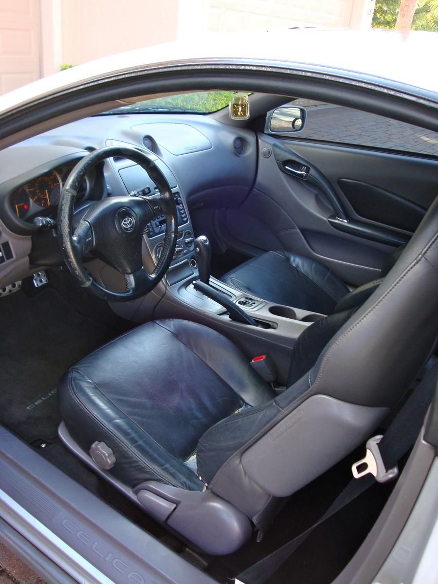 2003 Mitsubishi Eclipse Gts >> 2002 Toyota Celica - Interior Pictures - CarGurus