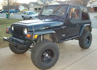 Picture of 1998 Jeep Wrangler Sport, exterior, gallery_worthy