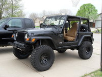 Picture of 1998 Jeep Wrangler Sport, exterior